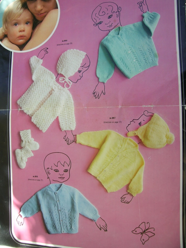 Barbie Doll clothes | Knitting before Knitting was Cool