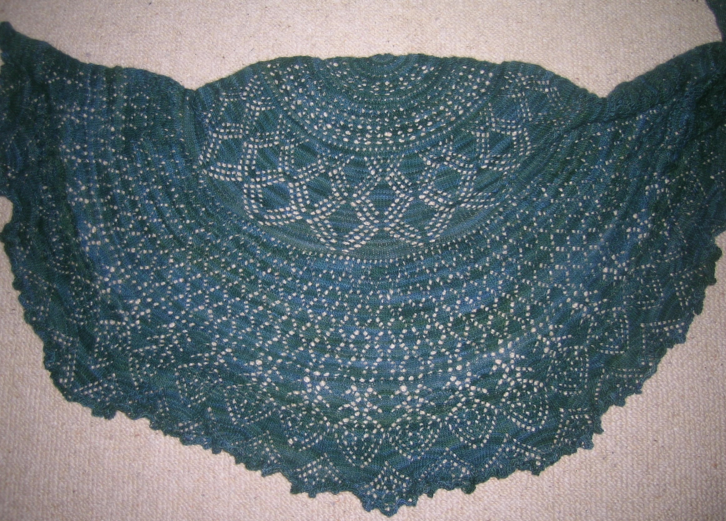 Shawls | Knitting before Knitting was Cool | Page 7