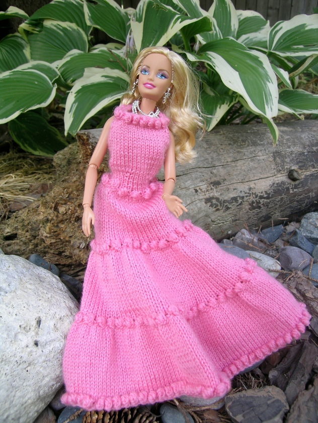 Barbie Doll Clothes Knitting Before Knitting Was Cool
