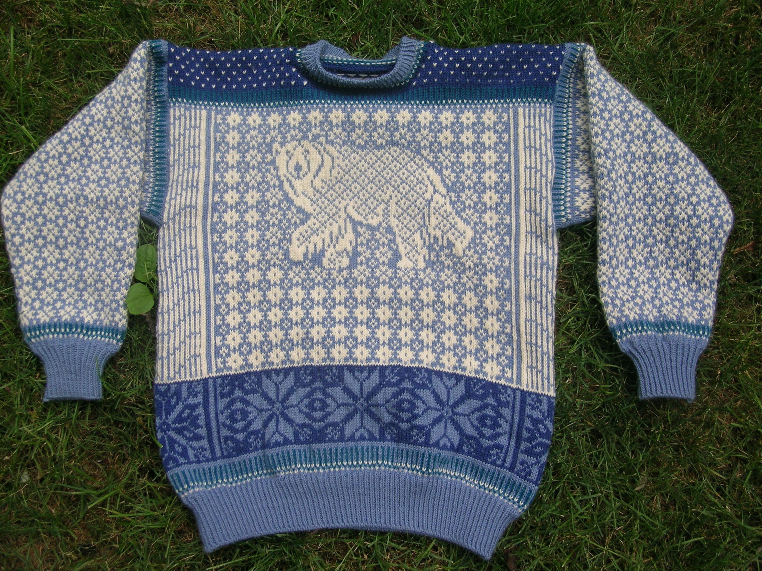 Norwegian Sweater Knitting Patterns : Norwegian Knitting Patterns Patterns Gallery