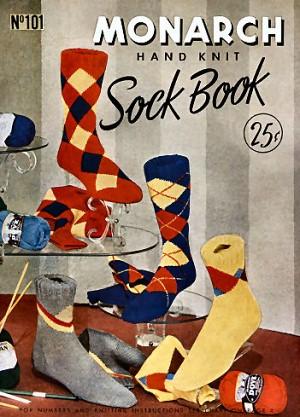 Vintage sock knitting machines
