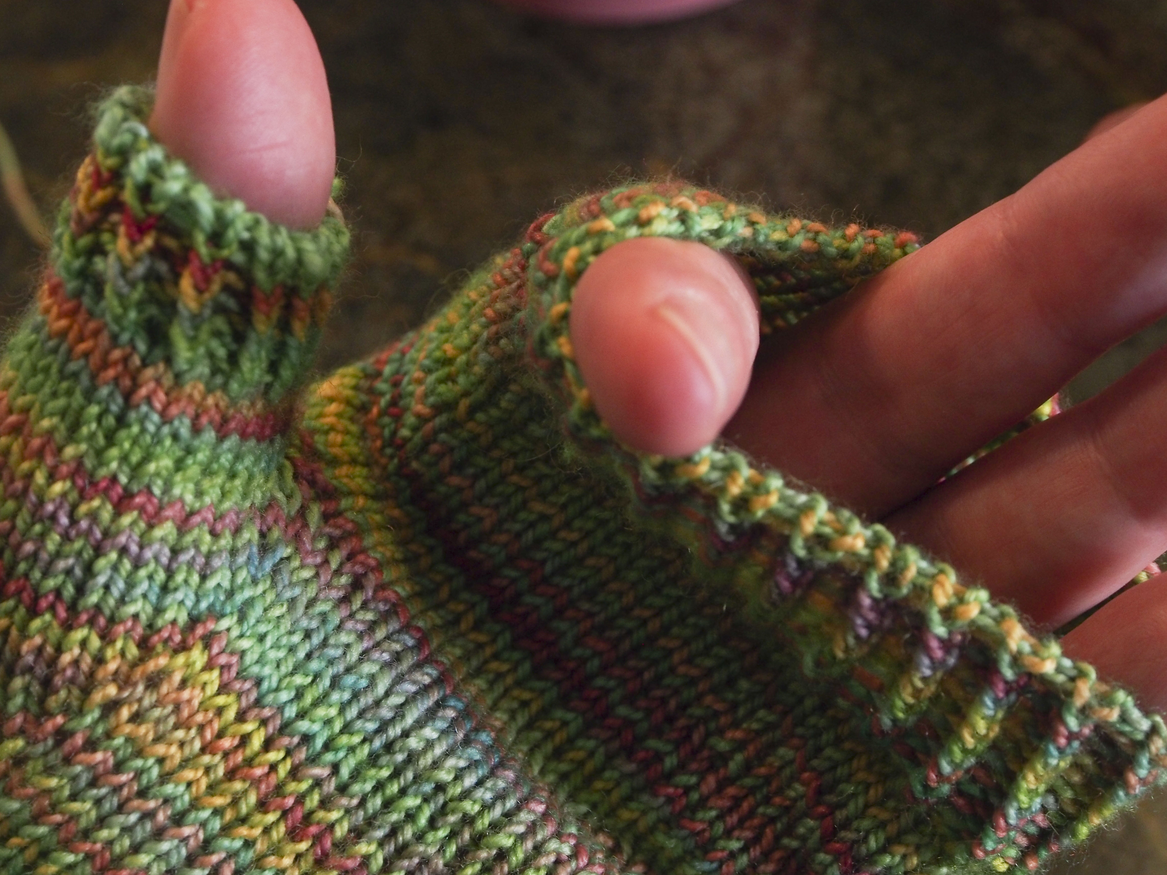 Knitting Techniques | Knitting before Knitting was Cool